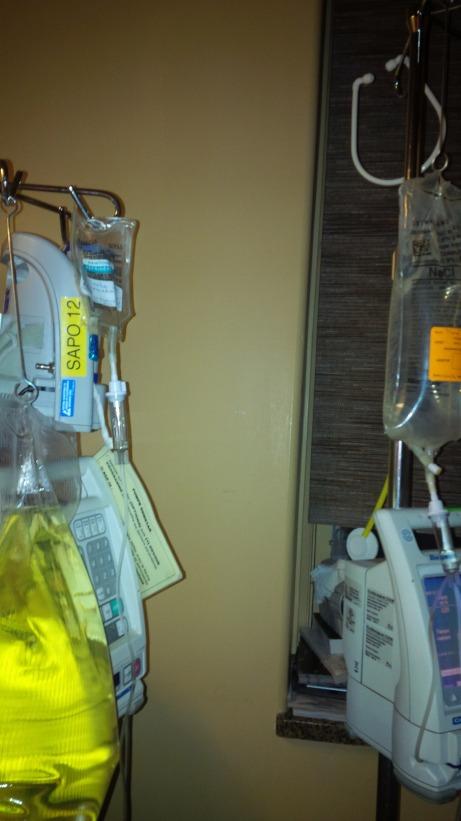 Quelques-uns de mes supports post-opératoire
